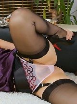 sheer panties for